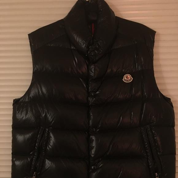 c98cf5564 Moncler Men's TIB shine vest size 5 (XL)